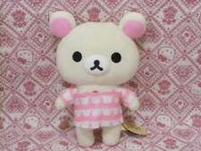 Free Shipping Rilakkuma Respiratory T-shirt Plush Doll XL / Korilakkuma Japan