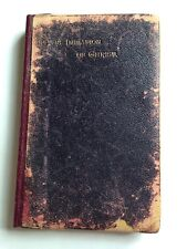 Of The Imitation of Christ book Antiquarian book Of The Imitation of Christ,