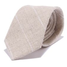 3125Y cravatta bimbo JOSEPH BOY beige tie boy