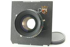 【EXC+5】FUJI FUJINON W 125mm F/5.6 COPAL For WISTA Large Format Camera JAPAN #424