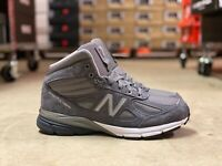 New Balance 990 V4 Made in USA Mid Mens Shoes Grey/White MO990GR4 NEW Multi Size