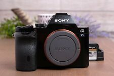 Sony Alpha A7S (ILCE7S/B) 12.2MP Digital Camera Body with Charger, Batts & SD