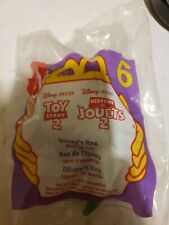 1999 ~Toy Story 2~ Disney's Rex #6 McDonalds Happy Meal Toy *Disney/Pixar* NIP