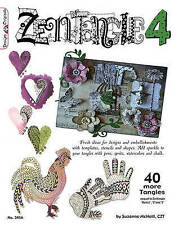 Zentangle® 4, CZT Suzanne McNeill, New Book