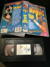 WCW - Wrestling VHS Video - HALLOWEEN HAVOC 1992