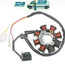 MAGNETE STATORE 8 POLI ACCENSIONE mini quad pit bike  4T 88C 90C 110C 125C ATV