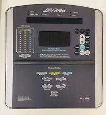 Life Fitness 93x Elliptical Crosstrainer Display Console Panel ak62-00147-0000