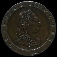 More details for 1797 george iii cartwheel twopence