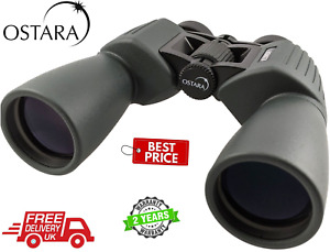Ostara Elinor 2 12x50 Waterproof Binoculars OS339055 (UK Stock)