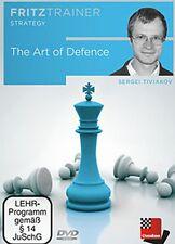 ChessBase: Tiviakov-The Art of Defence-NUOVO!