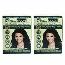 New Moon Noni Natural Black Hair Dye Color 20 ML 10 PIECES