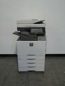 Sharp MX3070N 3070N color copier Only 39K meter - 30 page per minute color