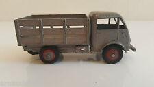 Dinky Toys - 25 A - Camion Ford Maraîcher / bétaillère gris métallisé