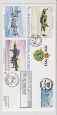 Colony Decimal First Day Cover Falkland Island Stamps
