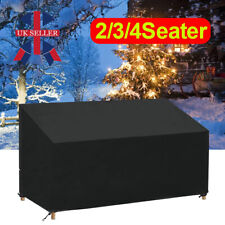 More details for 2/3/4 seater cover garden furniture bench outdoor cube seat covers waterproof r