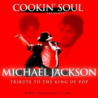 Cookin' Soul - Michael Jackson - Tribute To The King Of Pop Mixtape CD