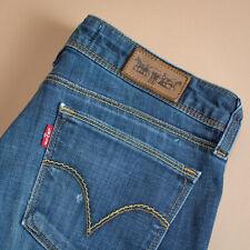 Vintage Levi 572 Jeans Bootcut Blue Denim Women's (LabelW29L34) Waist 29 Leg 34