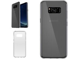 Genuine OtterBox Clearly Protected Transparent Case Skin for Samsung Galaxy S8
