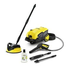 Karcher K5 Compact Home Pressure Washer with  Patio Head - 4 Year Warranty