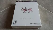 FACTORY SEALED BRAND NEW Final Fantasy XIII-2 Collector's Edition Limited 13