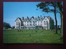 POSTCARD SUTHERLAND DORNOCH HOTEL