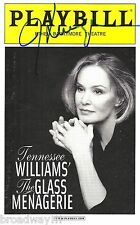 "Jessica Lange (Signed) ""GLASS MENAGERIE"" Tennessee Williams 2005 Playbill"