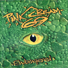PINK CREAM 69 Endangered CD +1 [Massacre 2001]: VOODOO CIRCLE, WICKED SENSATION