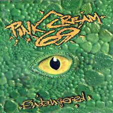 Pink Cream 69 - Endangered (CD, 2001, Art Music Group Ltd., Russia)