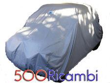 FIAT 500 F/L/R 126 TELO AUTO COPRIAUTO IMPERMEABILE ESTERNO FELPATO BIANCHINA