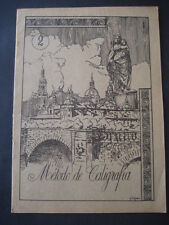 CALLIGRAPHIE N°2. EDITION BRUNO. ANCIEN CAHIER SCOLAIRE ANNÉES 50