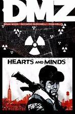 DMZ Volume 8 Hearts and Minds TPB/Trade Paperback DC/Vertigo Brian Wood