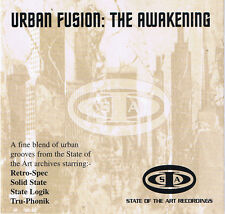 Various – Urban Fusion : The Awakening - State Of The Art Recordings – SOTA001