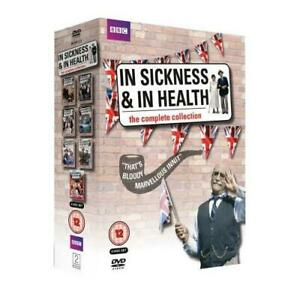 In Sickness And In Health Complete Collection Series 1+2+3+4+5+6 Season 1-6 DVD