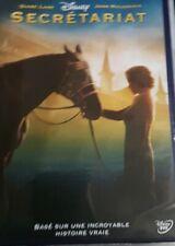 DVD du film SECRÉTARIAT avec Diane Lane et John Malkovich - Walt Disney