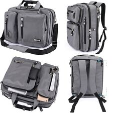 17.3 Inch Laptop Backpack Water-Resistant Briefcase MacBook Chromebook Bag