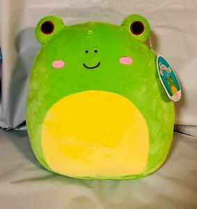 """Squishmallows 12""""  Red Eye Wendy the Frog USA Exclusive BNWT"""