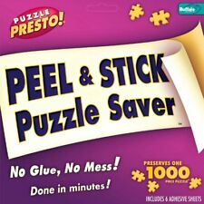 Puzzle Presto! Peel & Stick Puzzle Saver: The Original and Still the Best Way to
