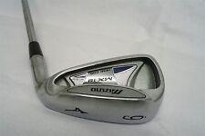 MIZUNO MX-19 single golf club 6 iron RH DG SL steel stiff S-Flex S300 39 1/2#062