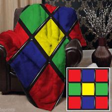 Mantas sin marca color principal multicolor