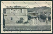 Savona Pietra Ligure Ospedale Militare cartolina RB1926