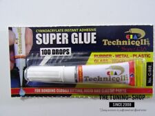 1x Very Strong Super Glue Adhesive For Glass Rubber Metal Wood Porcelain Ceramic