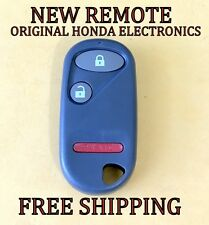 NEW HONDA CIVIC CRV ELEMENT KEYLESS REMOTE FOB TRANSMITTER PHOB OUCG8D-344H-A