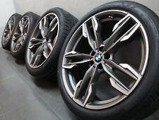 21 Zoll original Sommerräder BMW X3 G01 X4 G02 Sommerreifen Styling M718 (C102)