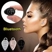 Mini IN-Ear Wireless Bluetooth Earphone Stereo Headset Headphone For iPhone New