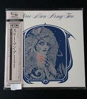 Three Man Army - Two ( 2 ) Gurvitz & Co  SHM Mini LP Style CD Japan  NEU