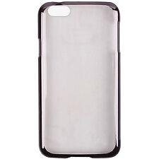 New Genuine Tucano IPH65EK Elektro Case Transparent/Black for Iphone 6+ Plus