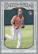2013 Topps Gypsy Queen #4 L.J. Hoes RC Baltimore Orioles