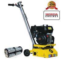 """Concrete Scarifier 8"""" Planer Grinder Gas 5.5 HP Honda Blade Drum Kit Trip Hazard"""