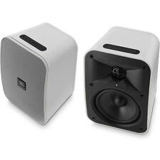 JBL Control X Bluetooth Wireless Speakers (PAIR) Indoor / Outdoor - White DEMO!