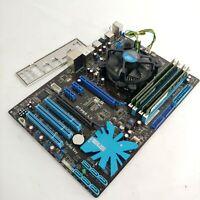 ASUS P7P55 LX LGA1156 ATX Motherboard w/ i3-560 3.33GHz CPU 8GB DDR3 RAM